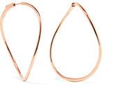 Anita Ko 18-karat Rose Gold Earrings