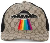 Gucci GG Supreme UFO applique cap