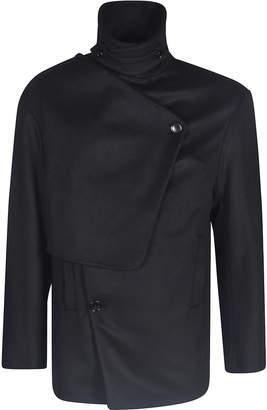 Christian Dior High Neck Jacket