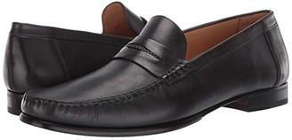 Mezlan Malaga (Black) Men's Slip on Shoes