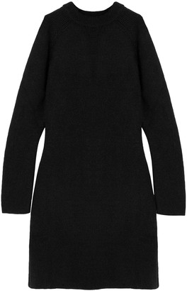 Chloé Cutout Knitted Mini Dress