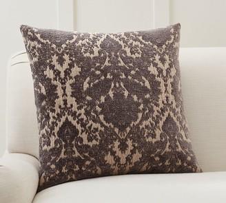 Pottery Barn Devin Jacquard Pillow Cover