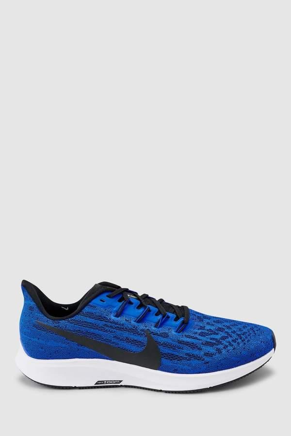 innovative design 3ee2a a6a03 Mens Run Air Zoom Pegasus 36 Trainers - Blue