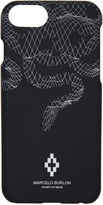 Marcelo Burlon County of Milan Black Rodrigo Iphone 7 Case