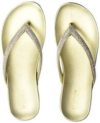 Kenneth Cole Reaction Women's Slim Thong Sandal Flat
