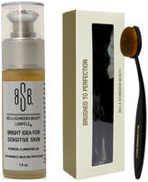 Bright Idea For Sensitive Skin Botanical Illuminating Gel & Brushed to Perfection Makeup Brush Bundle