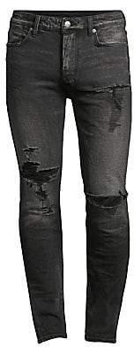 25c92939cde2 Ksubi Men's Opposite of Opposite Van Winkle Angst Trashed Skinny Jeans