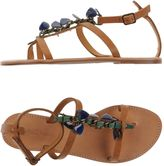 Fifth Avenue Shoe Repair Thong sandals