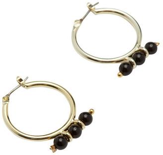 Oxford Corin Onxy Bead Earrings