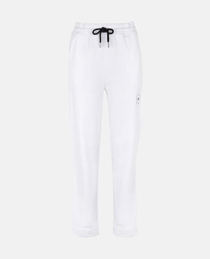 Thumbnail for your product : Stella McCartney White Training Sweatpants, Woman, White