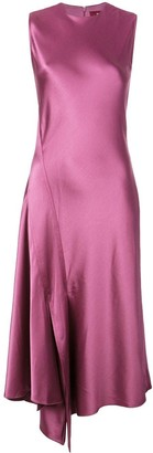 Sies Marjan Vanessa Crinkle Satin Dress