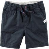 Carter's Baby Boy Pull-On Woven Poplin Shorts