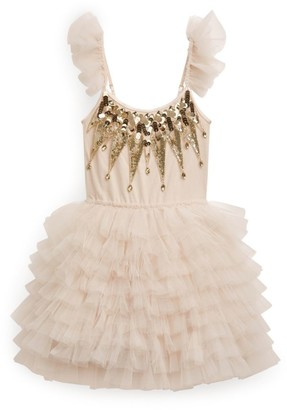 Tutu Du Monde Golden Crown Tutu Dress