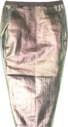 Rick Owens Denim skirts