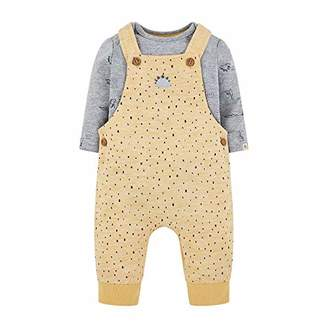 Mothercare Baby NB AD AOP Dung Clothing Set,Tiny (Size:50)