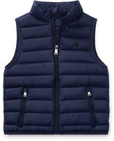Ralph Lauren 2-7 Packable Down Vest