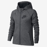 Nike Sportswear Tech Fleece Big Kids' (Girls') Hoodie