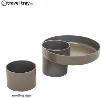 My Travel Tray Travel Tray- Charcoal