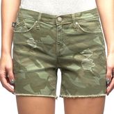 Rock & Republic Women's Hula Camouflage Shorts