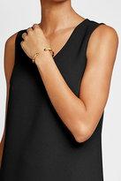 Gas Bijoux Sari Bangle Bracelet with Leather