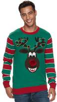 Method Products Big & Tall Reindeer Ugly Christmas Sweater