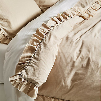 Pom Pom at Home Madison Duvet Set - Taupe