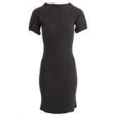 Saint Laurent Cashmere mid-length dress