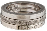 Pianegonda Set of 3 Stack Rings