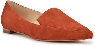 Nine West 'Abay' Pointy Toe Loafer