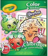 Crayola Shopkins Figure Bundle
