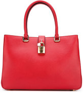 Dolce & Gabbana Dolce tote - women - Leather - One Size