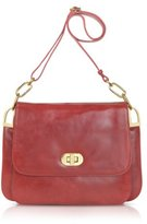Coralie Shine - Leather Shoulder Bag