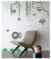 Wee Gallery Wall Graphics, Jungle
