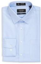 Nordstrom Men's Smartcare(TM) Trim Fit Herringbone Dress Shirt