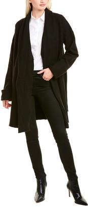 Inhabit Boiled Wool Coat