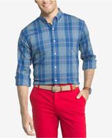 Izod Advantage Woven Plaid Shirt