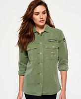 Superdry North Military Shirt