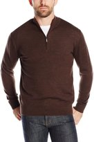 Alex Cannon Men's The Hartsdale 1/4 Zip Sweater