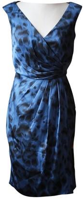 Stella McCartney Stella Mc Cartney \N Blue Silk Dresses