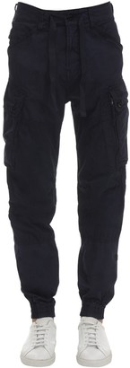 G Star Slim Cotton Blend Cargo Pants