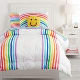 Pottery Barn Teen Flour Shop Rainbow Comforter Set