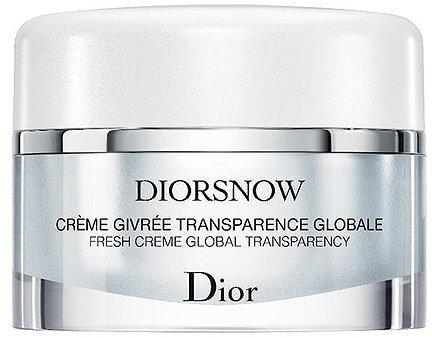 Christian Dior Diorsnow White Reveal Fresh Crème, 50 ml