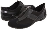 Ecco Vibration II Zip (Black) - Footwear