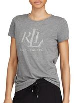 Lauren Ralph Lauren Slim-Fit Cotton Tee