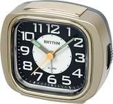 rhythm 70847-19 Alarm Clock-Analogue Watch