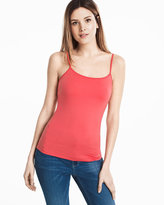White House Black Market Scoop Neck Cami