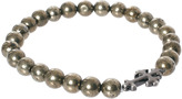 Simon Carter Beaded Cross Bracelet Exclusive to ASOS