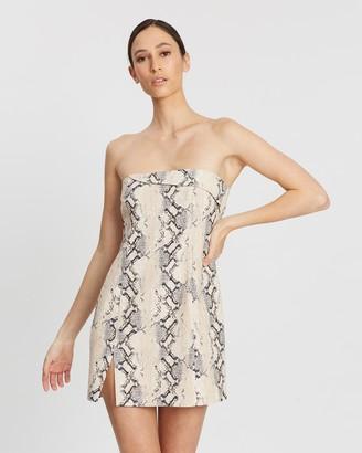 Bec & Bridge Franco Mini Dress