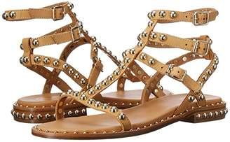 Ash Play (Soft Brasil Nude) Women's Sandals