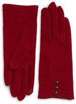 Portolano Cashmere-Blend Touch Gloves
